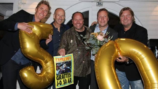Jan-Ove Waldner 50 år