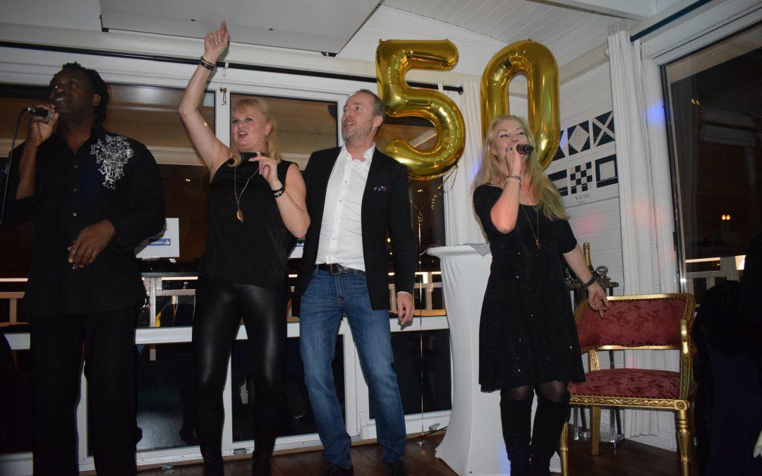 Anette Norberg 50 år