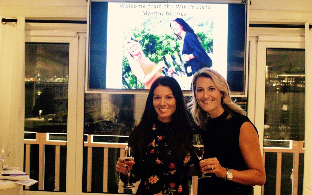 Winesisters på M/S Molly!