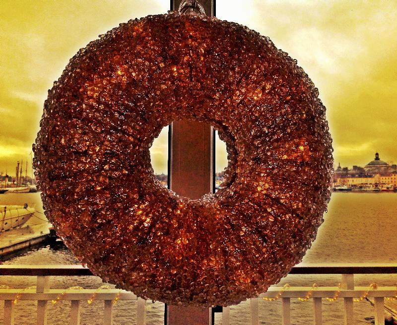 Julen har kommit till M/S Mollly – vilken är historien kring julbord?